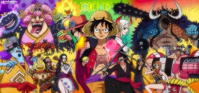 Khám phá điều thú vị về trang bìa One Piece tập 100, băng Mũ Rơm có thêm thành viên mới? - Ảnh 1.