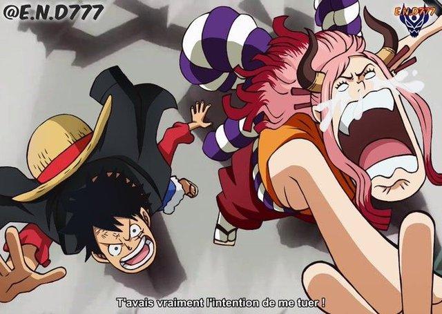Khám phá điều thú vị về trang bìa One Piece tập 100, băng Mũ Rơm có thêm thành viên mới? - Ảnh 3.