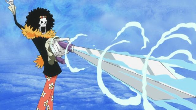 One Piece: Hé lộ bằng chứng cho thấy Linh Vương Brook sở hữu Haki cực đỉnh, có khả năng chém sắt thép và cả Rồng? - Ảnh 1.