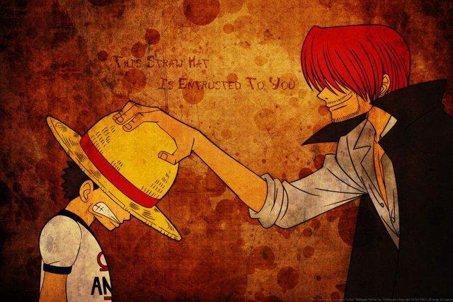 Các fan One Piece bất ngờ với việc Shanks Tóc Đỏ có thể đã cướp trái ác quỷ cao su từ tay Who Who - Ảnh 2.