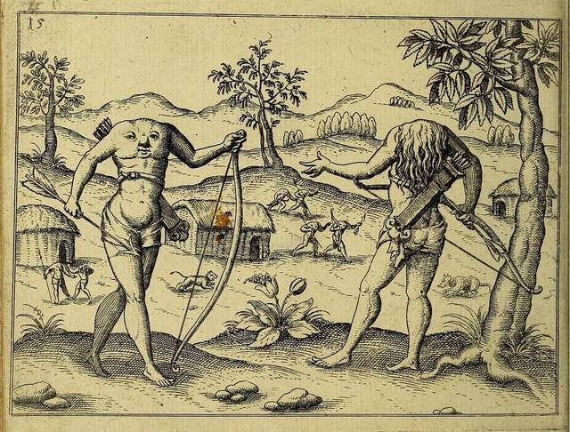 Acephali: Bộ tộc không đầu kỳ dị thời Hy Lạp cổ đại, ai nhìn cũng khiếp vía - Ảnh 5.