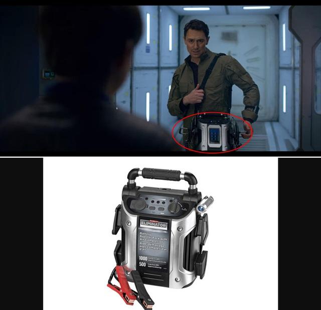 Những thiết bị, công nghệ cao siêu trong phim khoa học viễn tưởng hóa ra lại rất tầm thường ở đời thực - Ảnh 11.