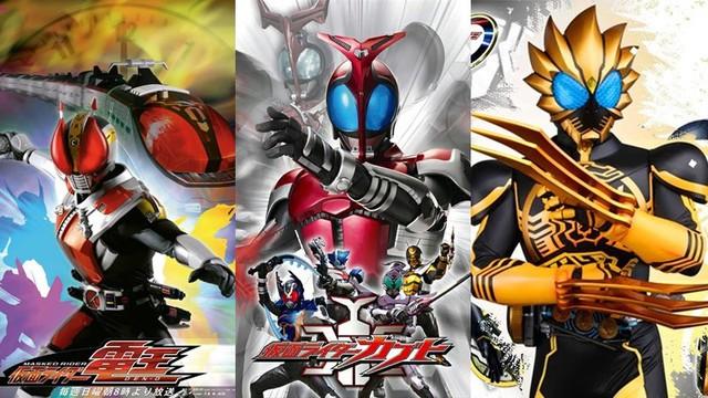 Chiêm ngưỡng nhan sắc cực phẩm của những nam thần Kamen Rider được yêu thích nhất - Ảnh 1.