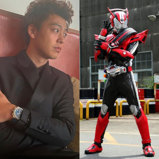Chiêm ngưỡng nhan sắc cực phẩm của những nam thần Kamen Rider được yêu thích nhất - Ảnh 2.