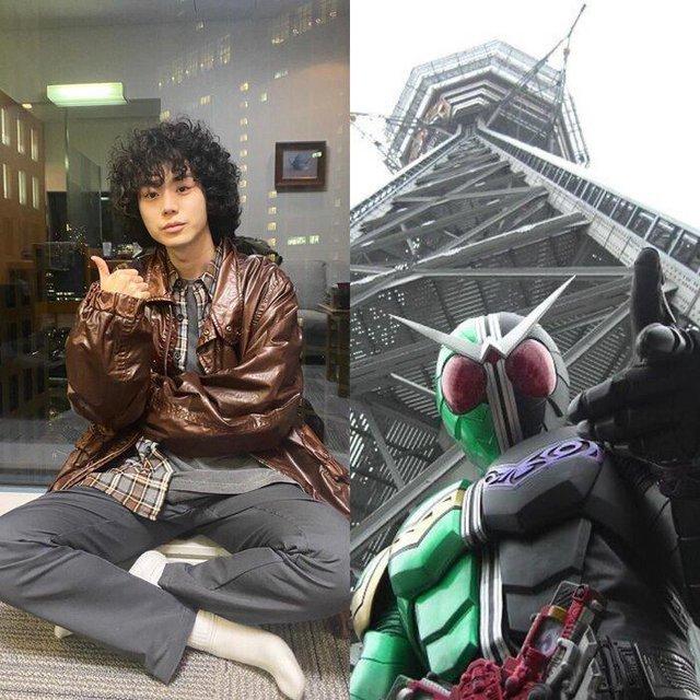Chiêm ngưỡng nhan sắc cực phẩm của những nam thần Kamen Rider được yêu thích nhất - Ảnh 4.