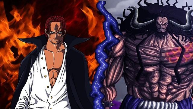 One Piece: Bí mật về cuộc trao đổi ngầm giữa Shanks và Kaido trước đại chiến Marineford dường như được hé lộ tại chap 1016? - Ảnh 4.