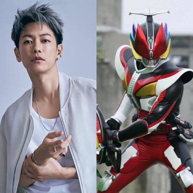 Chiêm ngưỡng nhan sắc cực phẩm của những nam thần Kamen Rider được yêu thích nhất - Ảnh 6.