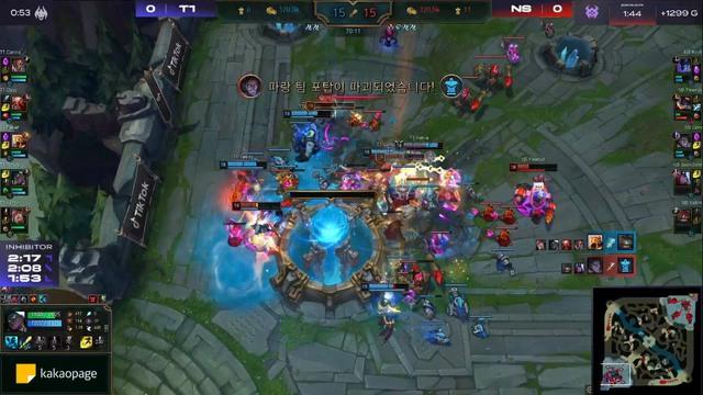 Thi đấu bạc nhược, T1 hóa Jin Air Red Wings, để thua Nongshim RedForce trong trận đấu hành xác khán giả - Ảnh 3.