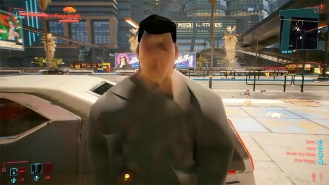 Bom xịt Cyberpunk 2077 bất ngờ quay lại PS4 tuy nhiên vẫn xuất hiện hàng tá lỗi - Ảnh 4.