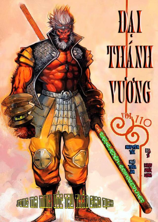 Top 5 manga/truyện tranh lấy ý tưởng từ Tây Du Ký, cân nhắc khi đọc Đường Tank và những người bạn - Ảnh 3.