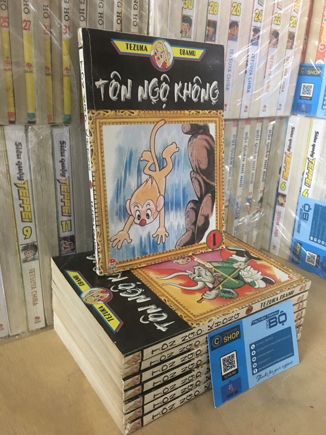 Top 5 manga/truyện tranh lấy ý tưởng từ Tây Du Ký, cân nhắc khi đọc Đường Tank và những người bạn - Ảnh 4.