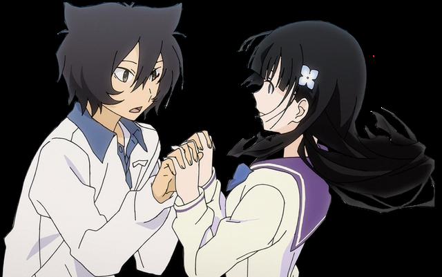 Top 5 cặp đôi tình người duyên ma nổi tiếng trong thế giới anime, cặp đôi nào khiến bạn ấn tượng nhất? - Ảnh 4.