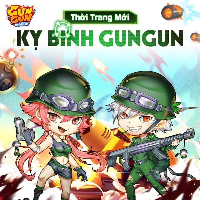 Gun Gun Mobile chào đón Big Update tháng 6 Ninja Rùa: Trang phục mới, phó bản mới và còn nhiều hơn thế! - Ảnh 5.