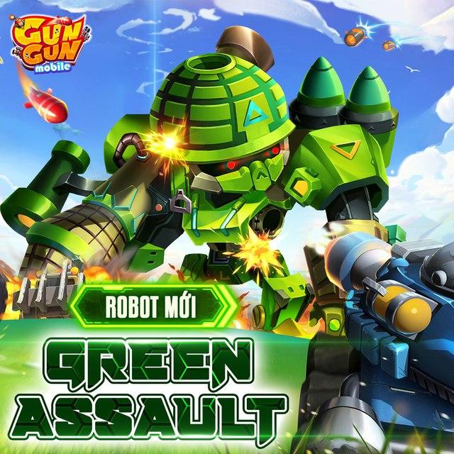 Gun Gun Mobile chào đón Big Update tháng 6 Ninja Rùa: Trang phục mới, phó bản mới và còn nhiều hơn thế! - Ảnh 8.