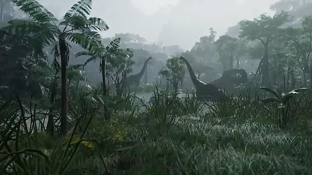 Xuất hiện tựa game sinh tồn chiến đấu mới siêu hot, chẳng những đấu súng tóe lửa mà còn phải tìm cách sống sót giữa bầy khủng long - Ảnh 4.