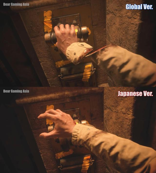 How are the Japanese and global versions of Resident Evil Village different?  - Photo 3.