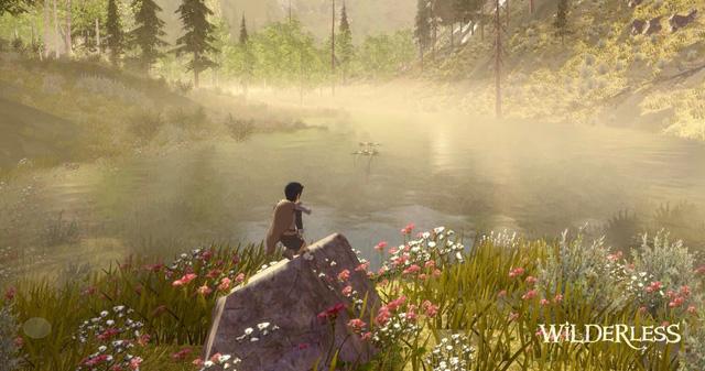 Phiên bản Open Beta của Wilderness gây choáng ngợp không thua gì Sky: Children of the Light - Ảnh 2.