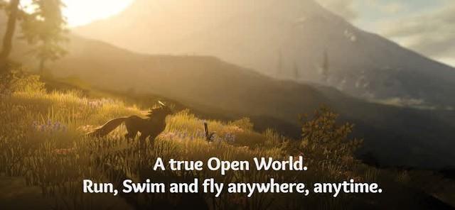 Phiên bản Open Beta của Wilderness gây choáng ngợp không thua gì Sky: Children of the Light - Ảnh 5.