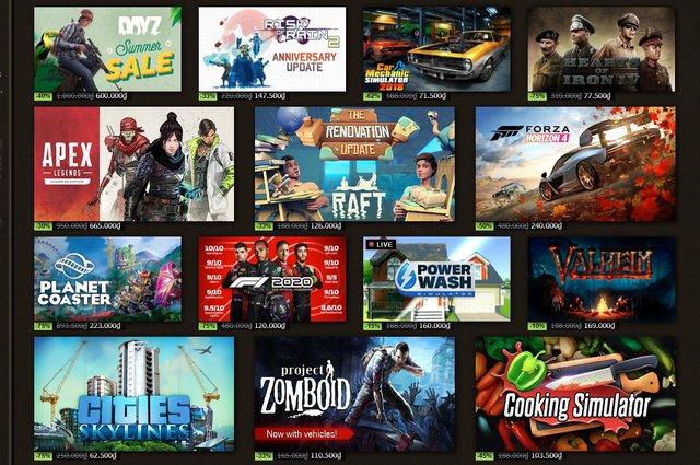 Sự kiện Steam Summer Sale 2021 diễn ra với hàng loạt bom tấn AAA giảm giá siêu sốc - Ảnh 2.