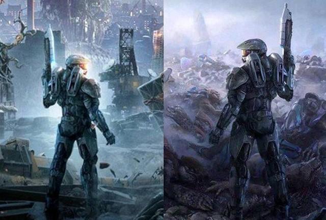 Cộng đồng game thủ tức giận khi thấy một bộ phim Trung Quốc giống y hệt bom tấn Halo Infinite - Ảnh 1.