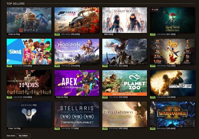 Sự kiện Steam Summer Sale 2021 diễn ra với hàng loạt bom tấn AAA giảm giá siêu sốc - Ảnh 3.