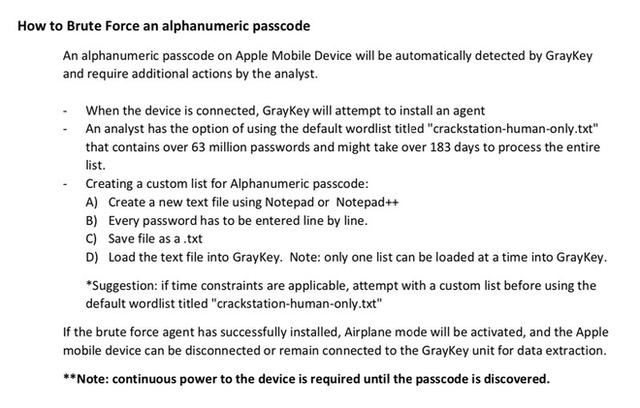 Lộ cách thức bẻ khóa iPhone của cỗ máy khét tiếng trong giới bảo mật
