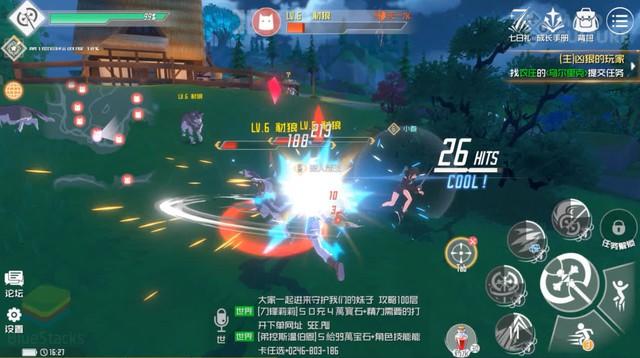 """Nóng! Trên tay nhanh bom tấn MMORPG Sword Art Online """"chính chủ"""" thế giới mở vừa ra mắt trên Mobile - Ảnh 3."""