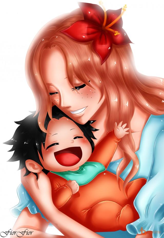 Các fan One Piece tranh cãi dữ dội về giả thuyết mẹ Ace ăn trái ác quỷ Cao Su để có thể mang thai 2 năm - Ảnh 1.