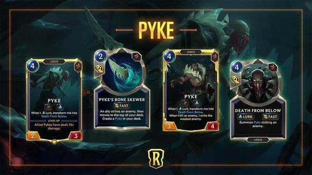 Chi tiết dàn kỹ năng của Pyke - Thẻ tướng duy nhất có khả năng 1 lượt clear cả sàn đấu - Ảnh 2.