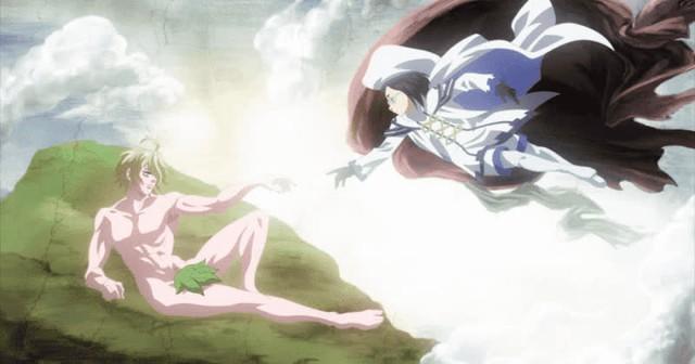 Vì sao anime Record of Ragnarok khiến fan hâm mộ tranh cãi hết lời? - Ảnh 1.