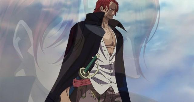 One Piece: Tại sao băng Tóc Đỏ lại đi cướp trái ác quỷ cao su? Mục đích của Shanks là gì? - Ảnh 1.