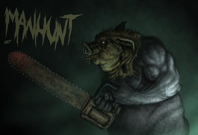 Những phản diện quái đản và đáng sợ nhất trong làng game - Ảnh 4.