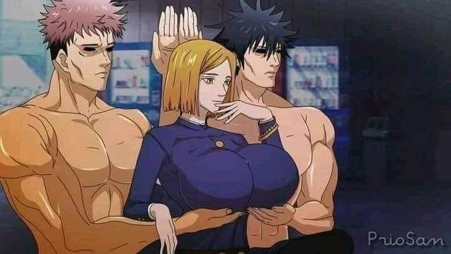 Thích thú với loạt meme Aphrodite nâng ngực trong anime Record Of Ragnarok, càng ngắm càng mát vào ngày hè - Ảnh 1.