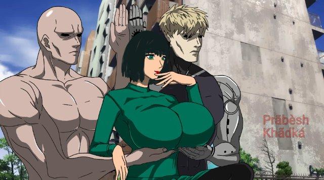 Thích thú với loạt meme Aphrodite nâng ngực trong anime Record Of Ragnarok, càng ngắm càng mát vào ngày hè - Ảnh 3.