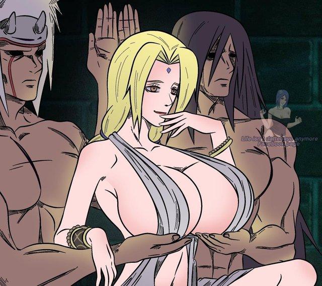 Thích thú với loạt meme Aphrodite nâng ngực trong anime Record Of Ragnarok, càng ngắm càng mát vào ngày hè - Ảnh 4.