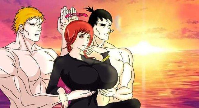 Thích thú với loạt meme Aphrodite nâng ngực trong anime Record Of Ragnarok, càng ngắm càng mát vào ngày hè - Ảnh 5.