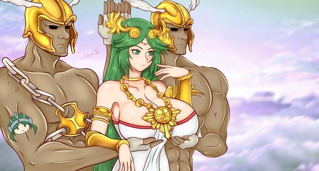 Thích thú với loạt meme Aphrodite nâng ngực trong anime Record Of Ragnarok, càng ngắm càng mát vào ngày hè - Ảnh 7.