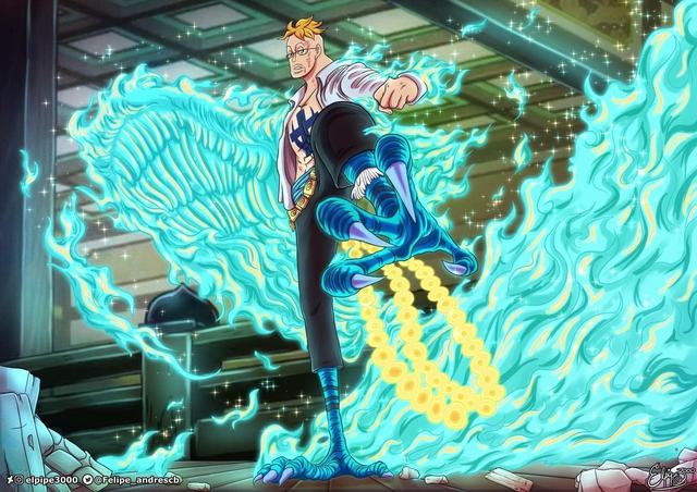 One Piece: Truy nã của Phượng Hoàng Marco chính thức được công bố, thấp hơn Luffy dù cân cả 2 tam tai - Ảnh 3.