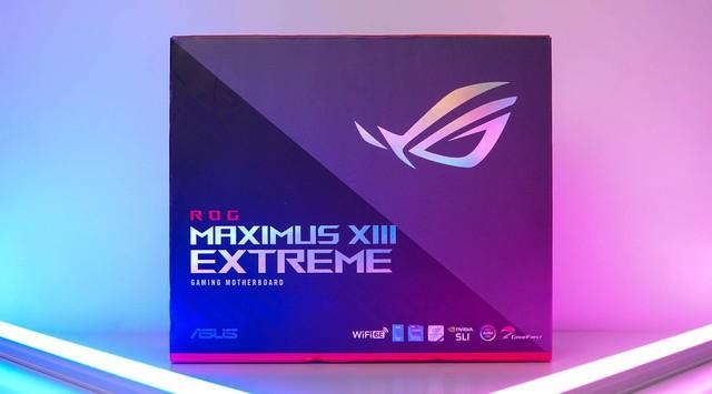 Đập hộp mainboard ASUS Maximus XIII Extreme: 25 triệu, hàng khủng siêu cấp vô địch - Ảnh 1.