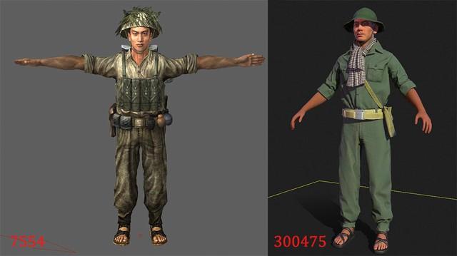 Hiker Games chia sẻ những hình ảnh đầu tiên về Quân đội Việt Nam trong 300475 - Ảnh 4.
