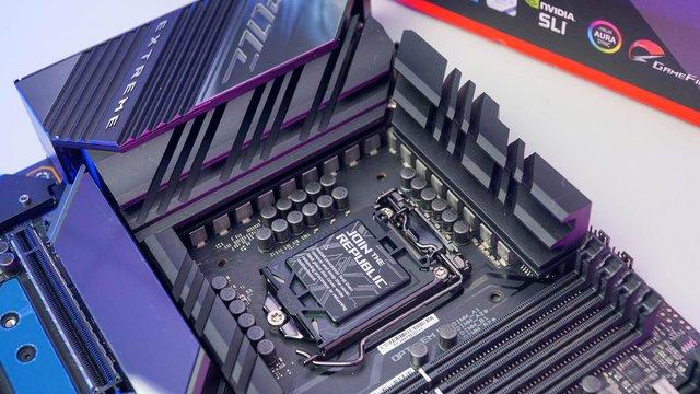 Đập hộp mainboard ASUS Maximus XIII Extreme: 25 triệu, hàng khủng siêu cấp vô địch - Ảnh 5.