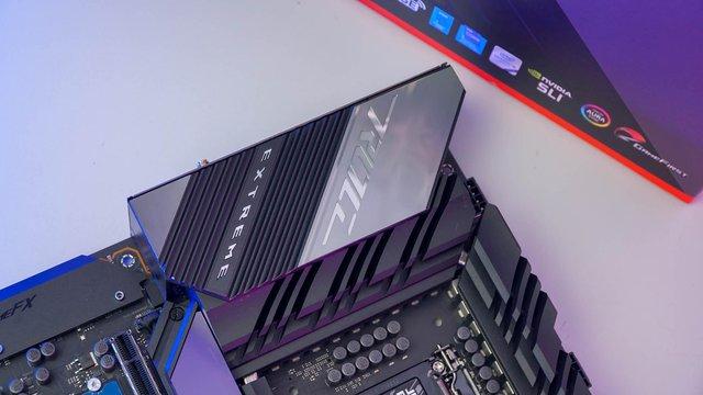 Đập hộp mainboard ASUS Maximus XIII Extreme: 25 triệu, hàng khủng siêu cấp vô địch - Ảnh 6.