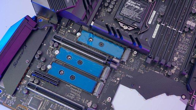 Đập hộp mainboard ASUS Maximus XIII Extreme: 25 triệu, hàng khủng siêu cấp vô địch - Ảnh 8.