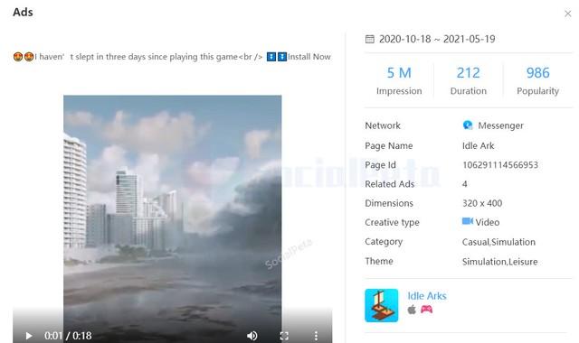 Khám phá thị trường quảng cáo game nửa đầu năm 2021 - Ảnh 9.
