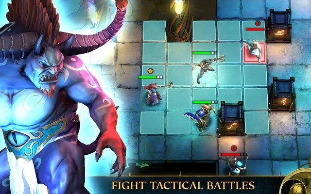 Tải ngay game Turn-Based cực đỉnh Warhammer Quest: Silver Tower, miễn phí 100% - Ảnh 3.