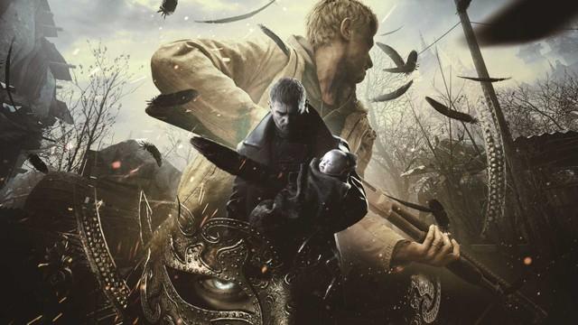 Tuyển tập hình nền cực đẹp chủ đề Resident Evil Village - Ảnh 5.