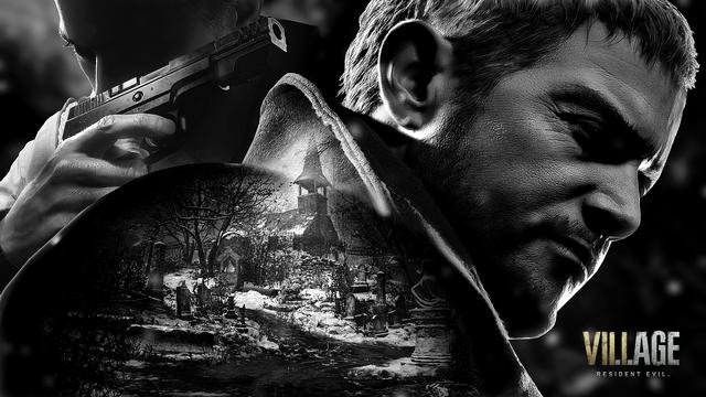 Tuyển tập hình nền cực đẹp chủ đề Resident Evil Village - Ảnh 6.