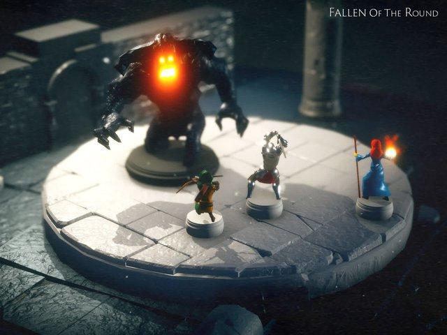 Fallen of the Round - tựa game chiến thuật 3D độc đáo khuấy động nửa đầu 2021 - Ảnh 2.