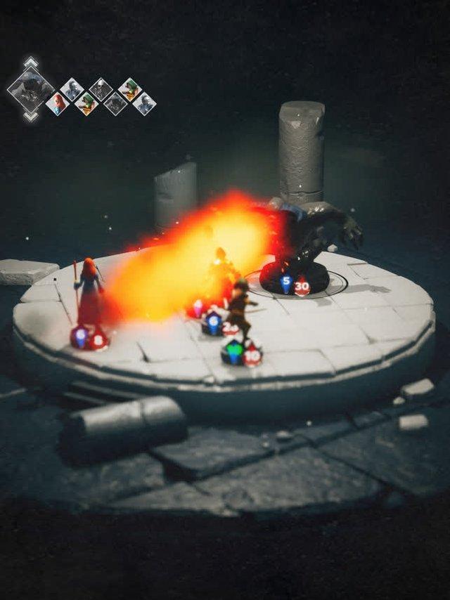 Fallen of the Round - tựa game chiến thuật 3D độc đáo khuấy động nửa đầu 2021 - Ảnh 4.