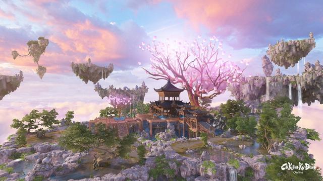 Siêu phẩm tiên hiệp Cổ Kiếm Kỳ Đàm Online ra mắt vào ngày mai - Ảnh 3.
